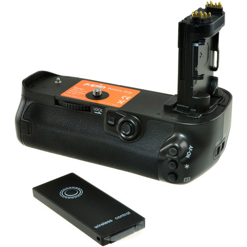 Jupio BG-E20 Batterygrip for Canon 5D MKIV with Wireless Remote Control