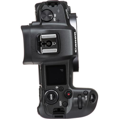 Canon EOS R Mirrorless Digital Camera + Mount Adapter