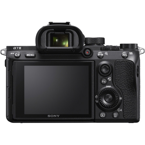 Sony Alpha a7 III Mirrorless Digital Camera with 28-70mm Lens