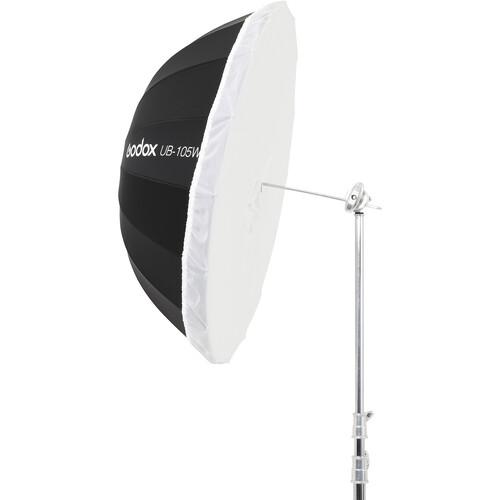 Godox White Parabolic Umbrella With Diffuser 105cm