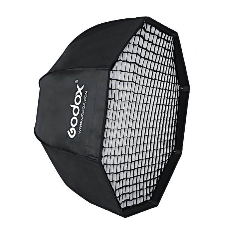 Softbox GODOX SB-UE80 grid bowens 80 foldable octa