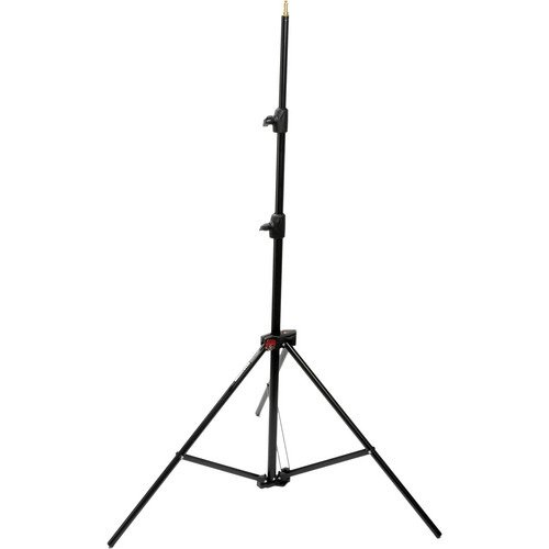Manfrotto Alu Air-Cushioned Compact Stand 1052BAC  (Black, 7.7')
