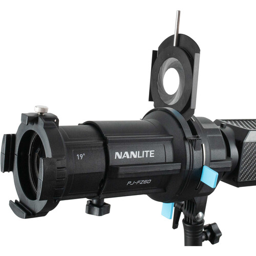 Nanlite -PJ-FZ60-19 Projector Mount For Forza 60 And 60B LED Monolights