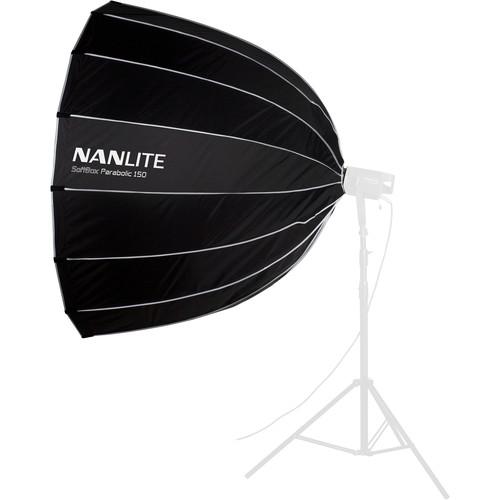 Nanlite SB-PR-150 Parabolic softbox 150CM with Grid EC-PR150