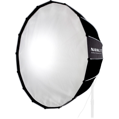 "Nanlite Para 120 Softbox with Bowens Mount (47"") with Grid"