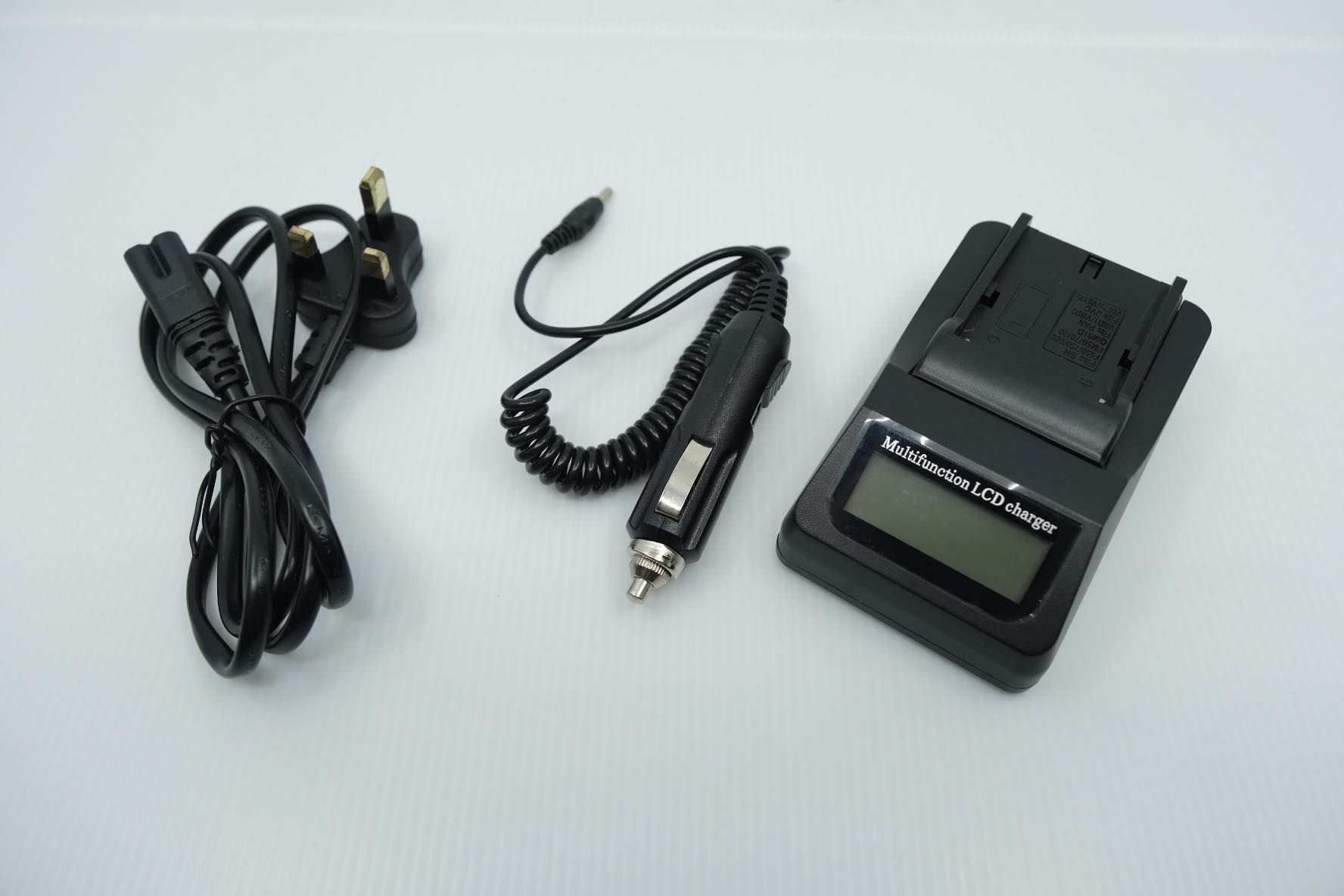 PROMAGE SINGLE DIGITAL BATTERY CHARGER BCQ1 FOR FM50/970