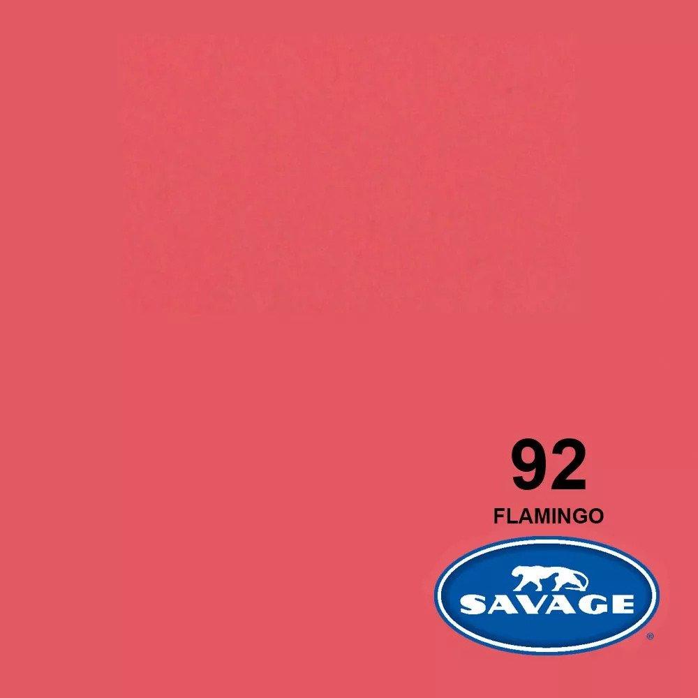 Savage Flamingo Seamless Paper 2.72X11mm