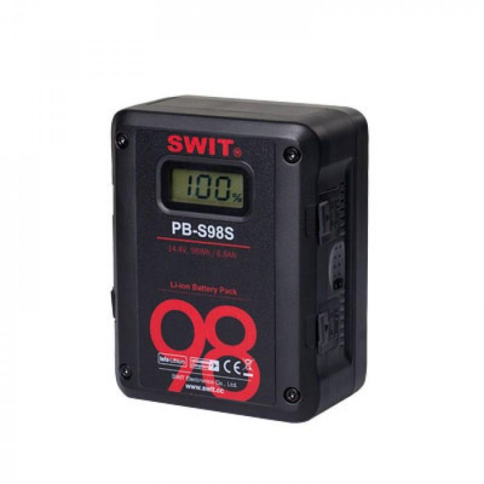 SWIT PB-S98S 98Wh Square Li-Ion Battery Multi-Sockets
