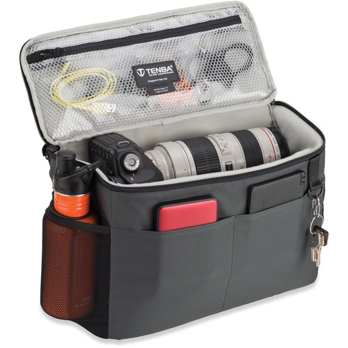 Tenba BYOB 13 Camera Insert Gray