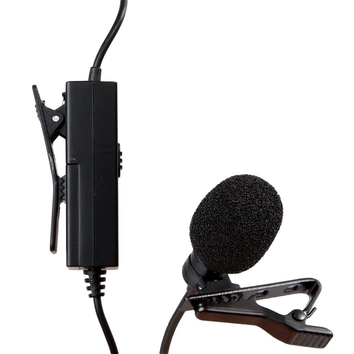 BOYA BY-GM10 Pro Audio Lavalier Microphone for GoPro HERO 4, 3+, and 3 Camera