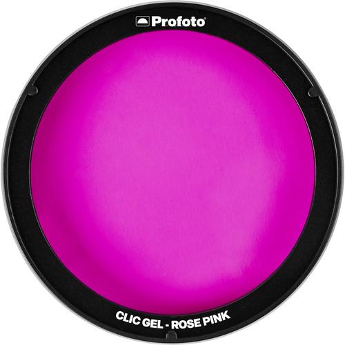 Profoto Clic Gel (Rose Pink)